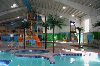 Howard Johnson Water Park with Pool
