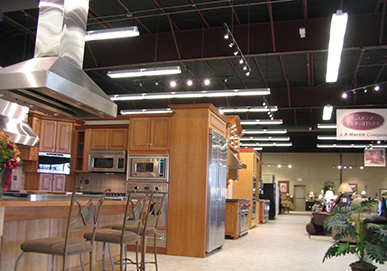 Martin Appliance Store Design Center