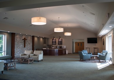 Speedwell Heights BIC Lobby